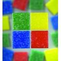 MosaixPro Glassteine 10x10 farbig sortiert