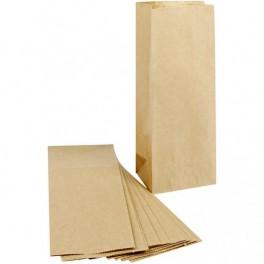 Papiertüte/ Paperbag braun klein