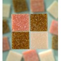 MosaixPro Glassteine 10x10 naturmix