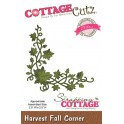 Schneideschablone CottageCutz Harvest Fall Corner (Elites)