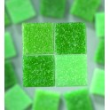MosaixPro Glassteine 20x20 grünmix