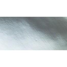 Verzierwachsplatte, silber metallic