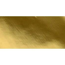 Verzierwachsplatte, metallic gold