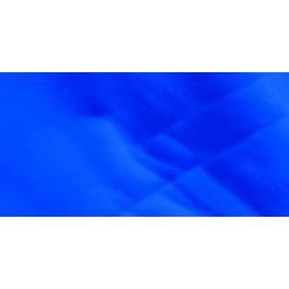 Verzierwachsplatte, metallic blau