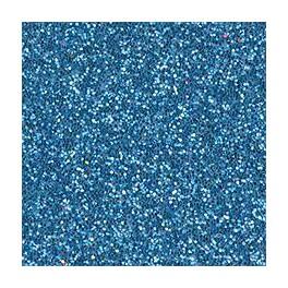 Moosgummi Glitter, hellblau