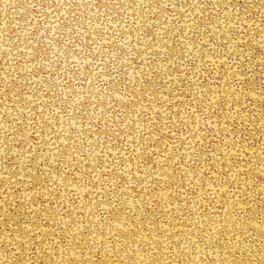 Verzierwachsplatte, gold holographie