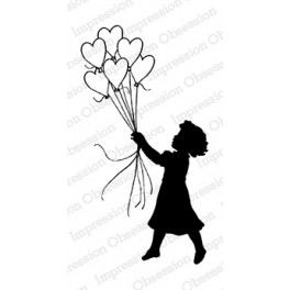 "Motivstempel ""Balloon Bouquet"""