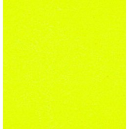 Moosgummiplatte gelb
