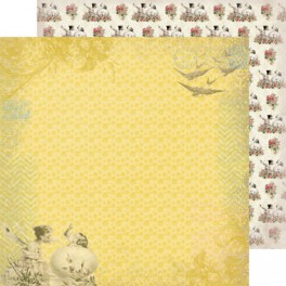 Designpaper Happy Easter