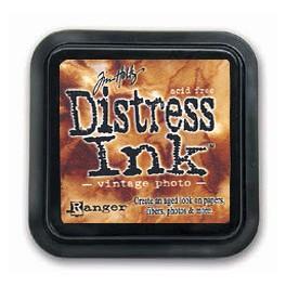 "Tim Holtz Distress Ink Pad ""Vintage Photo"""