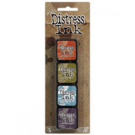 Tim Holtz Distress Ink Pad MINI KIT Nr. 8