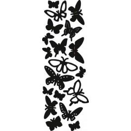 Marianne Design Craftable Punch die - Butterflies