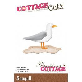 Schneideschablone CottageCutz Elites Seagull