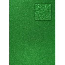 Glitterkarton hellgrün