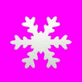 Motivlocher Mini Schneeflocke