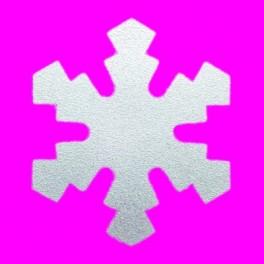 Motivlocher Medium Schneekristall