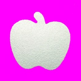 Motivlocher Medium Apfel