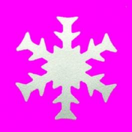 Motivlocher Mini Eiskristall