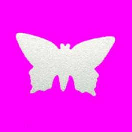 Motivlocher Medium Schmetterling