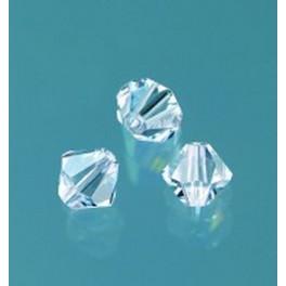 Swarovski Facettperle crystal 6mm