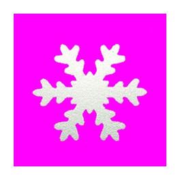 Motivlocher Medium Schneeflocke