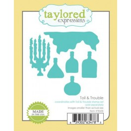 Taylored Expressions Toil & Trouble
