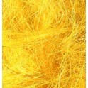 Sisalwolle gelb