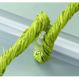 Raffia Gartenbast hellgrün