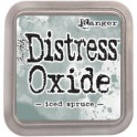 "Tim Holtz Distress Oxide Ink Pad ""Iced Spruce"""