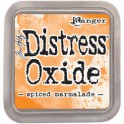 "Tim Holtz Distress Oxide Ink Pad ""Spiced Marmalade"""