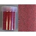 Kügelchen Mini Beads Rot