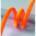 Pfeifenputzer orange