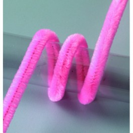 Pfeifenputzer rosa