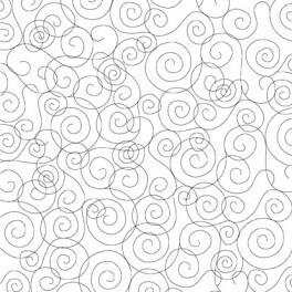 "Motivstempel Cover-a-Card ""Swirls"""