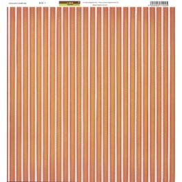 Designpapier Streifen und Punkte