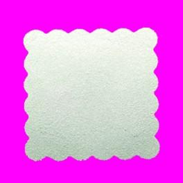 Motivlocher XL Quadrat gezahnt