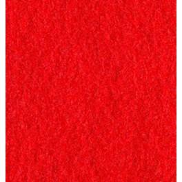 Filzplatte 2mm rot