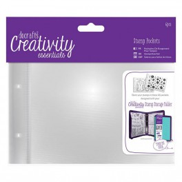 Docrafts Creativity Essentials A6 Pockets