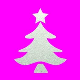 Motivlocher Medium Weihnachtsbaum