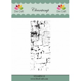 Dixi Craft Clear Stamp Texture 3