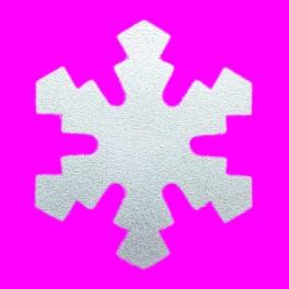 Motivlocher L Schnee-Kristall