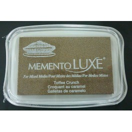 """Memento Luxe """"Toffee Crunch"""""""