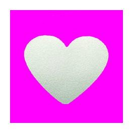Motivlocher L Herz