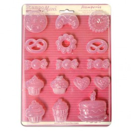 Stamperia Soft Maxi Mould Cookies