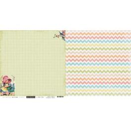 Designpaper Children Collection Flowergirl
