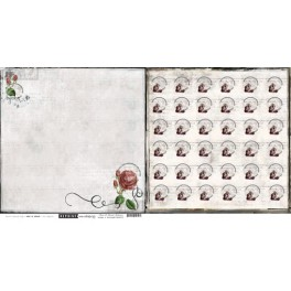 Designpaper Roses & Friends Collection Roses
