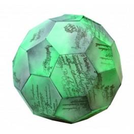 Verpackungsschablone Fußball