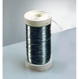 Bindedraht 0,22mm Eisen verzinkt