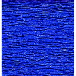 Krepppapier blau