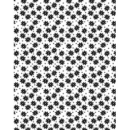 "Motivstempel Cover-a-Card A6 ""Daisies"""